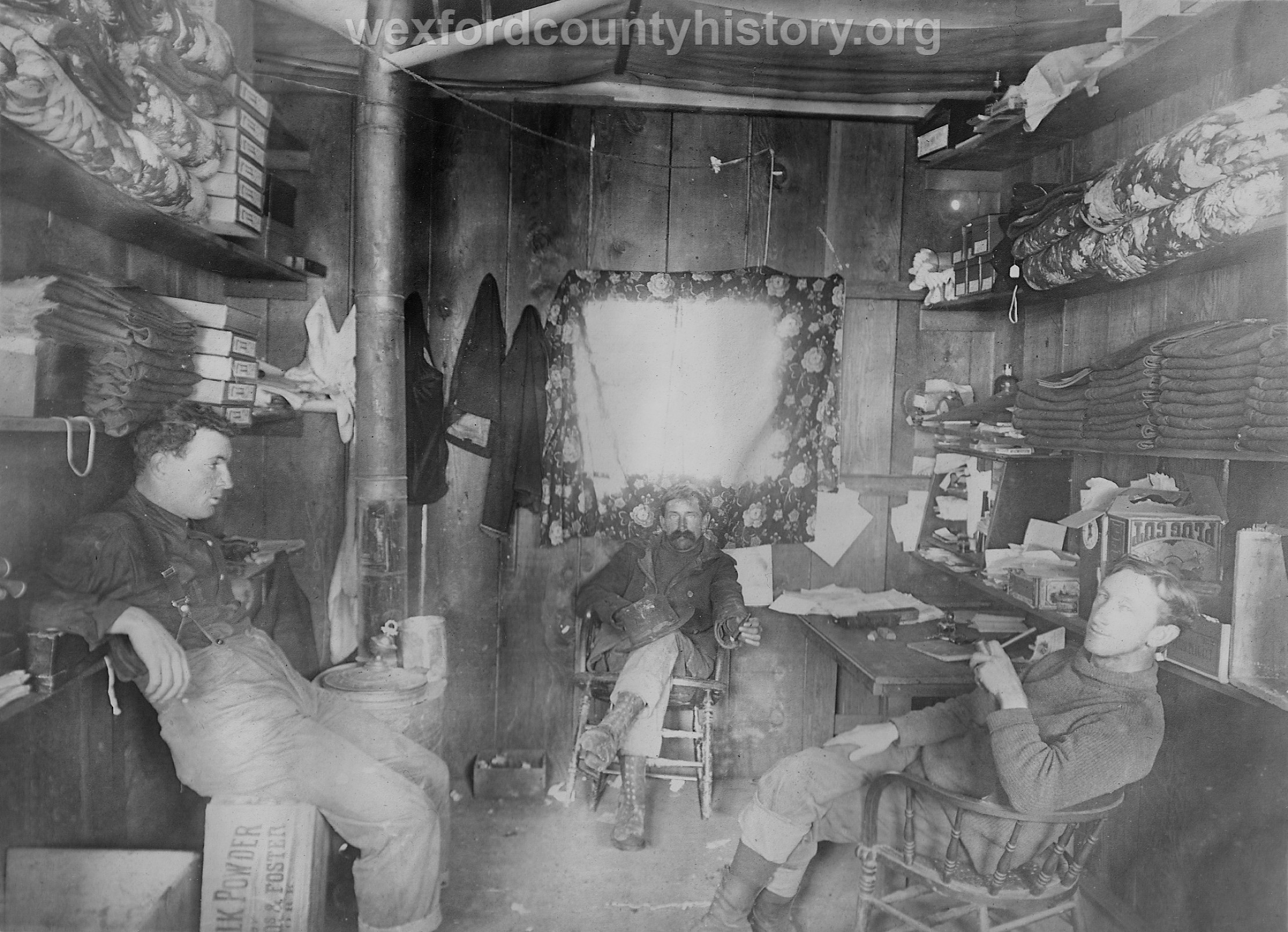 Wexford-County-Lumber-Timber-Harvest-Circa-1890s-19