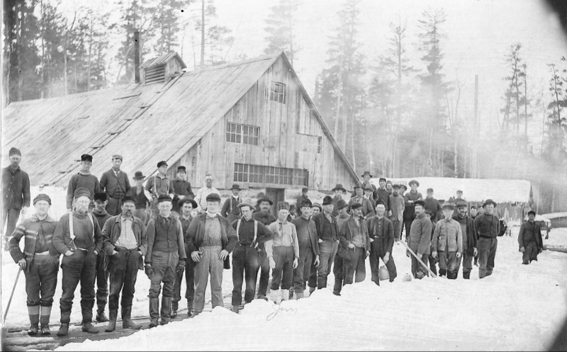 Cummers Lumber Camp