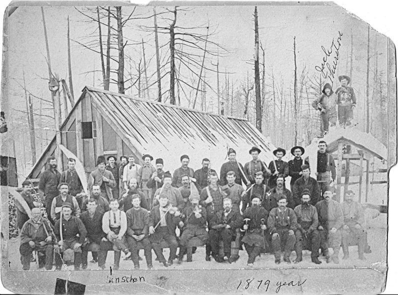 Timber Camp Crew