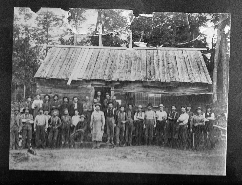 Lumber Camp Mess Hall
