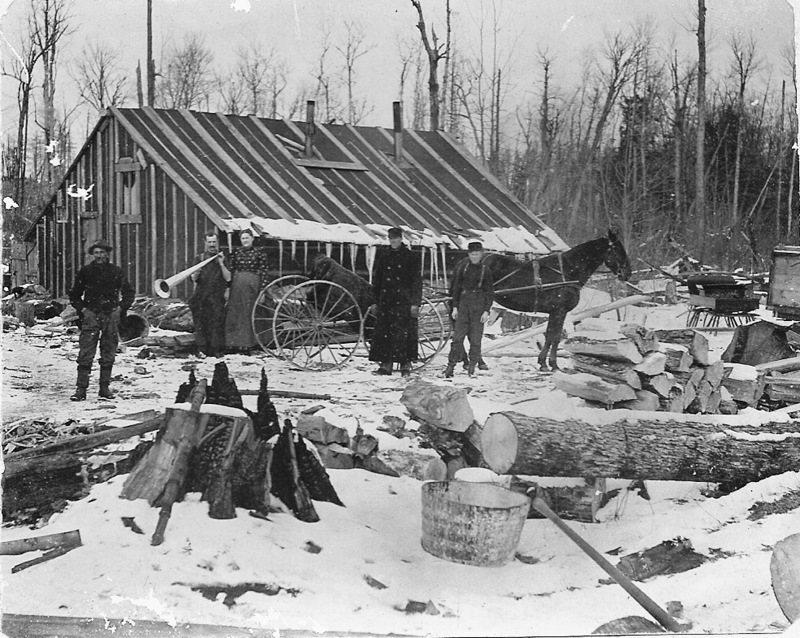 Logging Facility During Winter