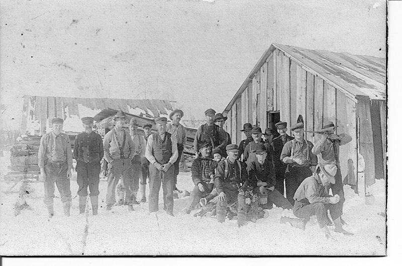 Logging Camp Crew