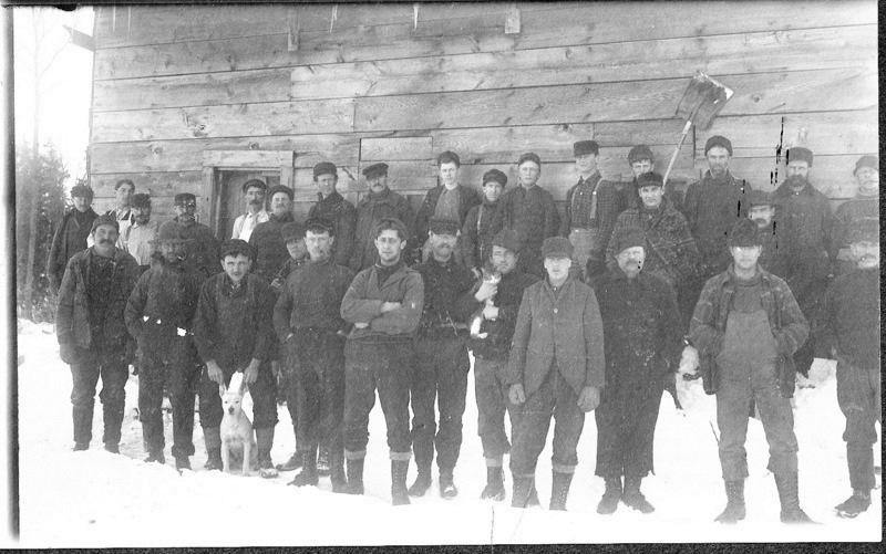 Sours Timber Camp Crew