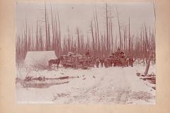 Cadillac-Lumber-Cadillac-Michigan-Area-Lumber-Camp-Circa-1880