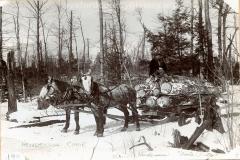 Cadillac-Lumber-Henderson-Camp-Lumberjacks