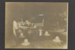 Cadillac-Lumber-Williams-Brothers-Company-Camp-Near-Harrietta-The-Way-The-Table-Was-Set