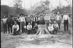 Sours Camp Near Hoxeyville
