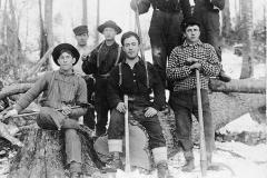 Seven Lumberjacks
