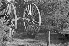 Logging Wheels
