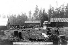 Cummer Lumber Company Camp