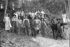 Williams Brothers Camp Crew