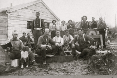 Harrietta Timber Camp