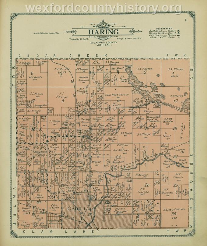 1908 - Haring Township