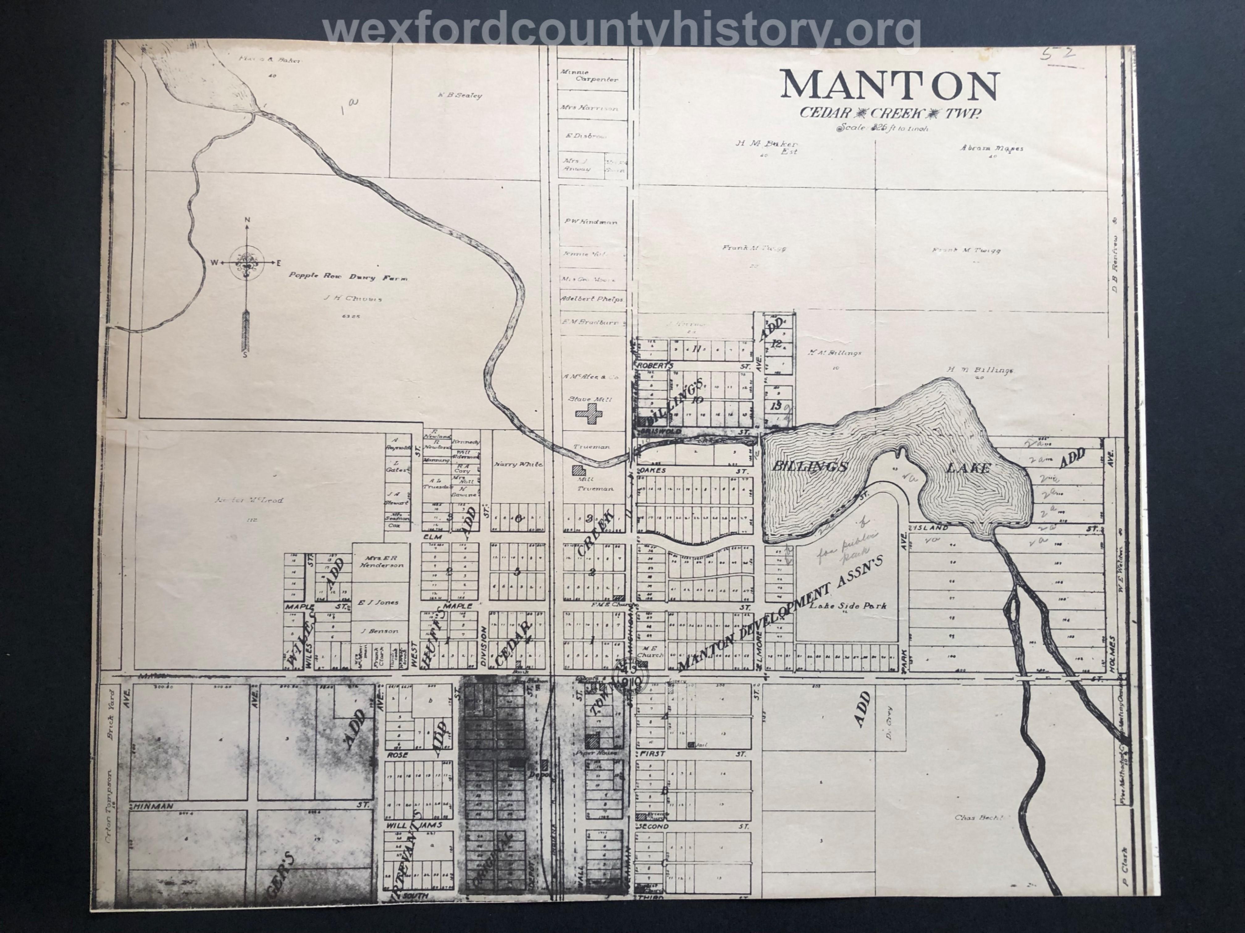 City Of Manton