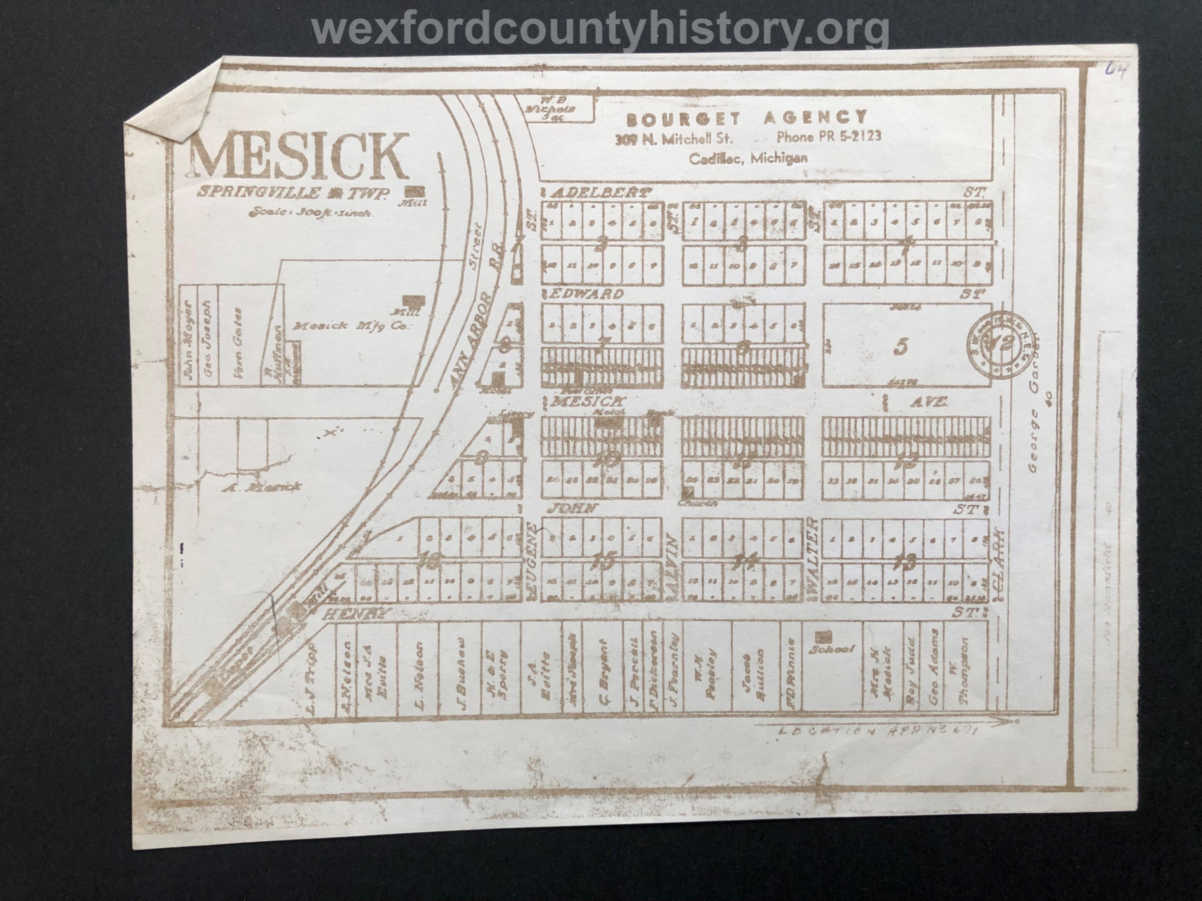 City Of Mesick