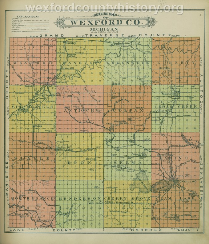 1908 - Wexford County