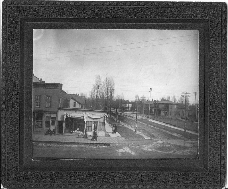 Chapin & Mitchell Street Corner