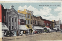 North Mitchell Street, 100 Block, West Side