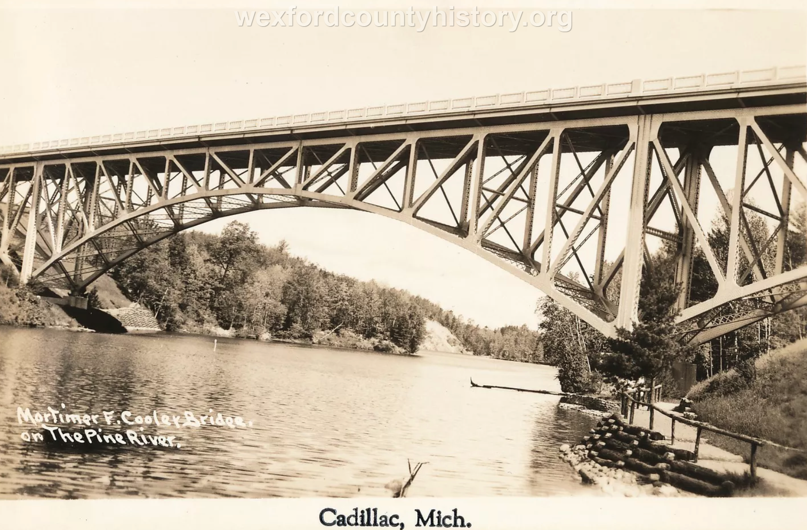 Cadillac-Structure-Mortimer-Cooley-Bridge