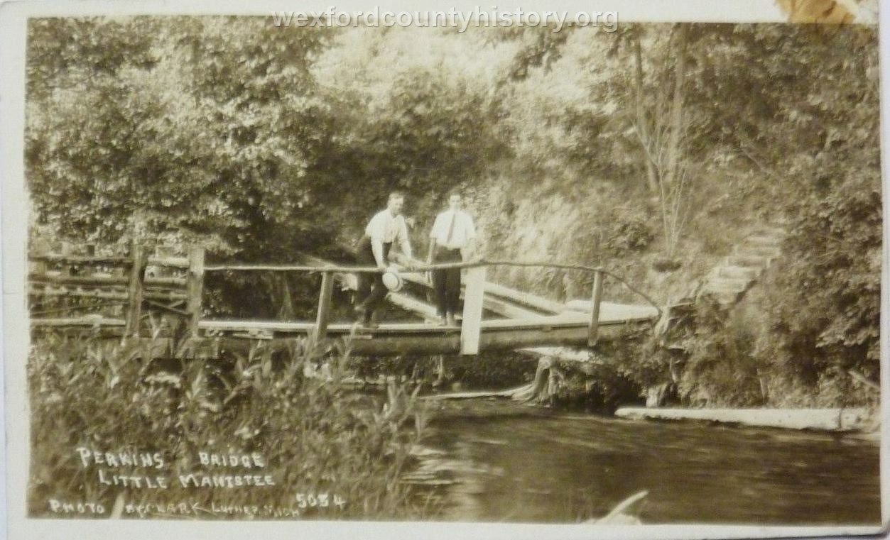 Manistee-County-Structure-Perkins-Bridge-on-the-Little-Manistee-River