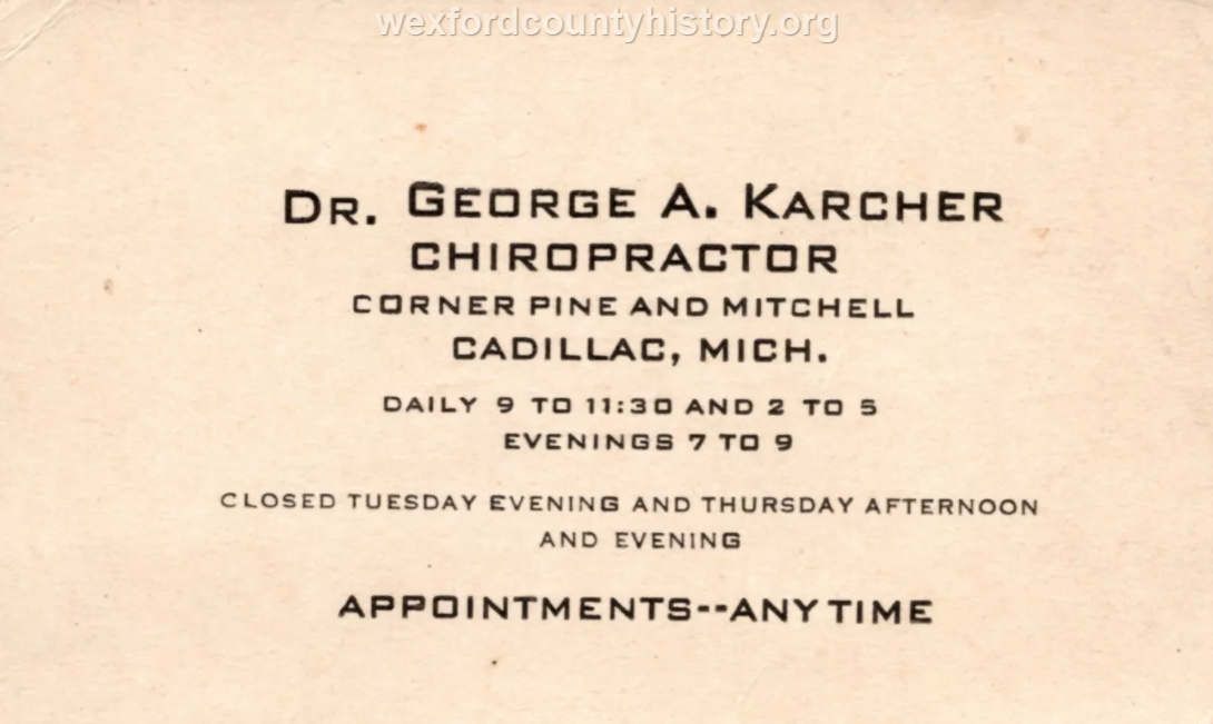 Cadillac-Object-Dr.-Karcher-Business-Card