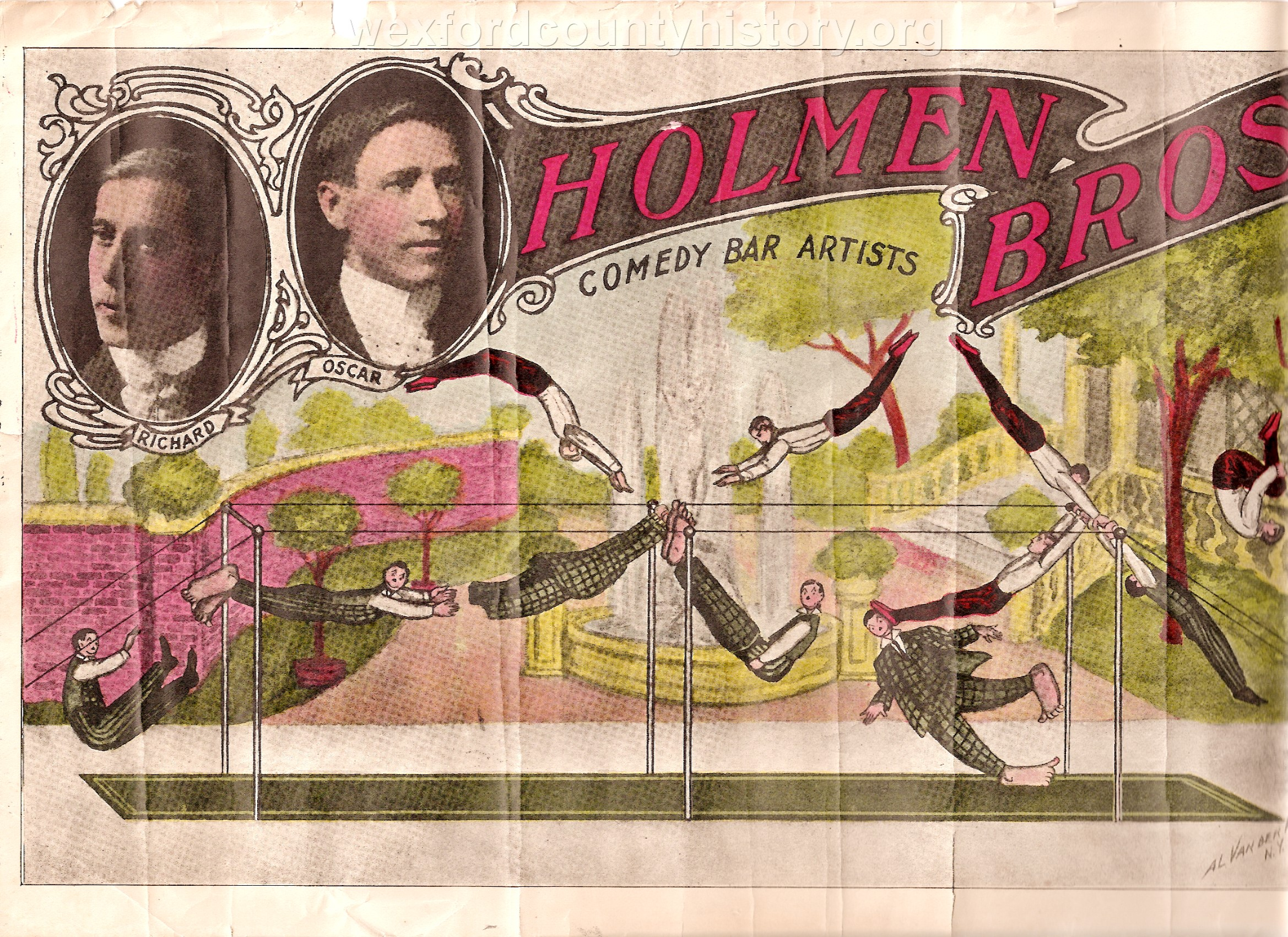 Cadillac-Objects-Holmen-Brothers-Advertising-Poster-1