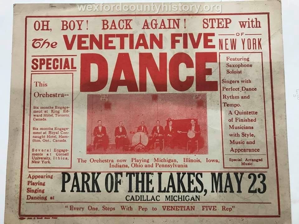 Cadillac-Objects-Park-Of-The-Lakes-Advertising-Poster
