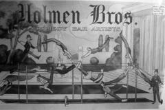 Holmen Brothers Promotional Poster