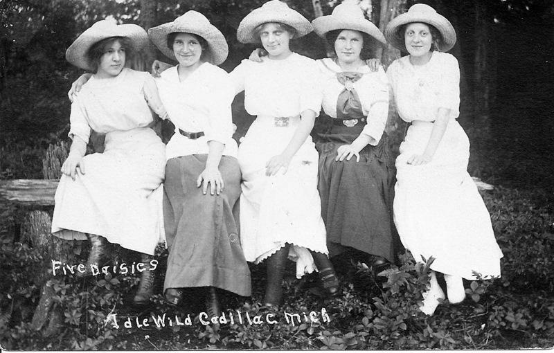 Five Ladies at Idlewild