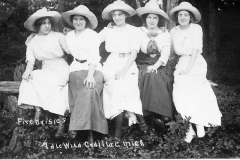 Five Ladies at Idlewild