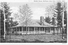 State Park Shelter House