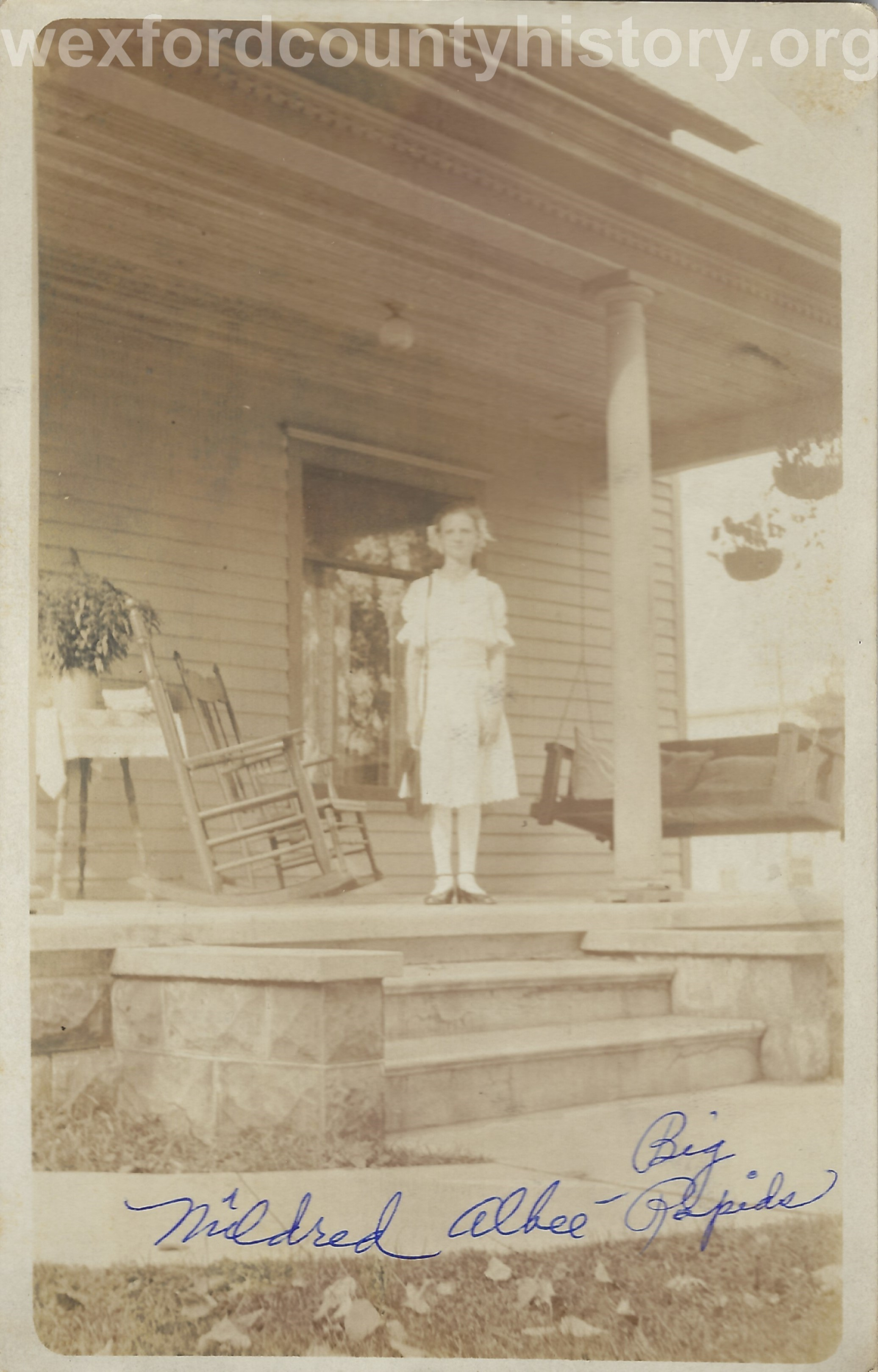 Mildred Albee