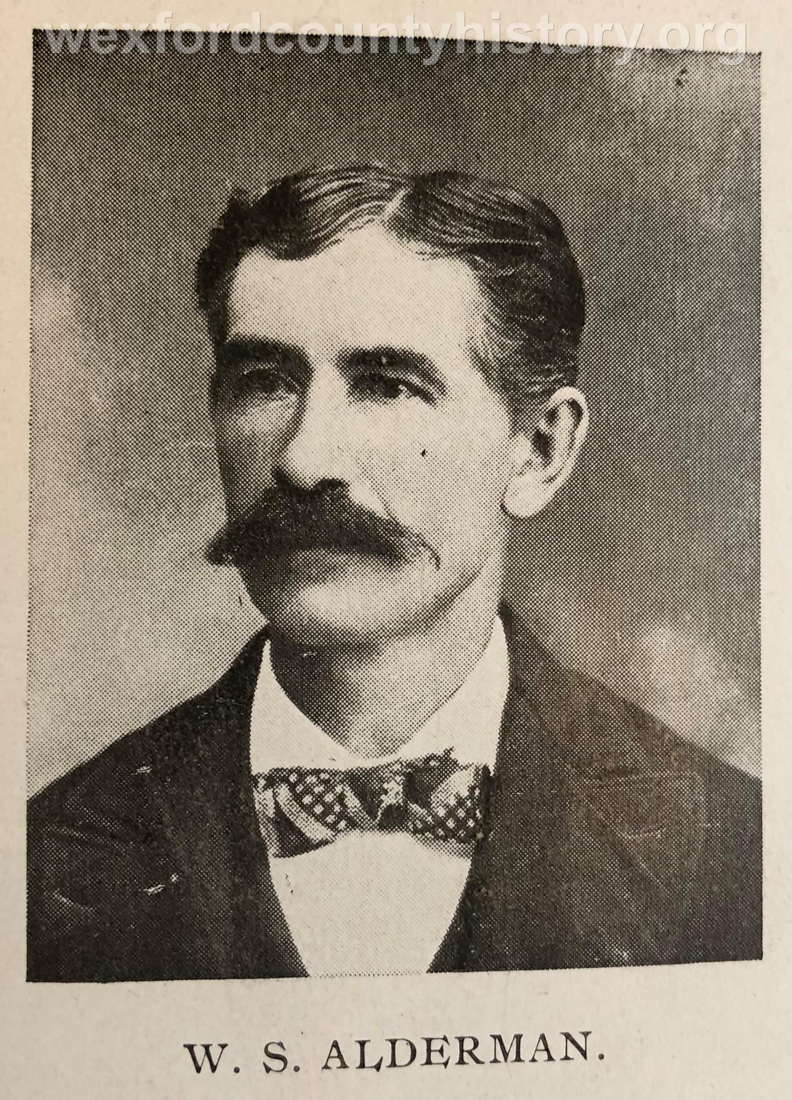 W. S. Alderman