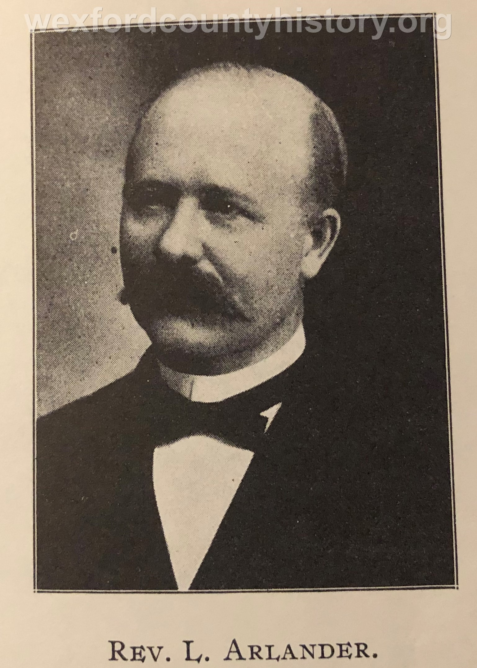 Rev. L. Arlander