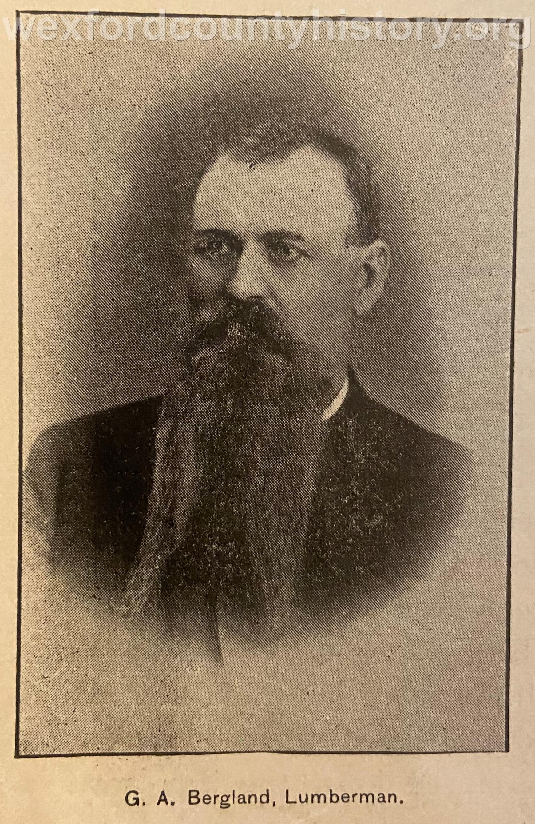 G. A. Bergland