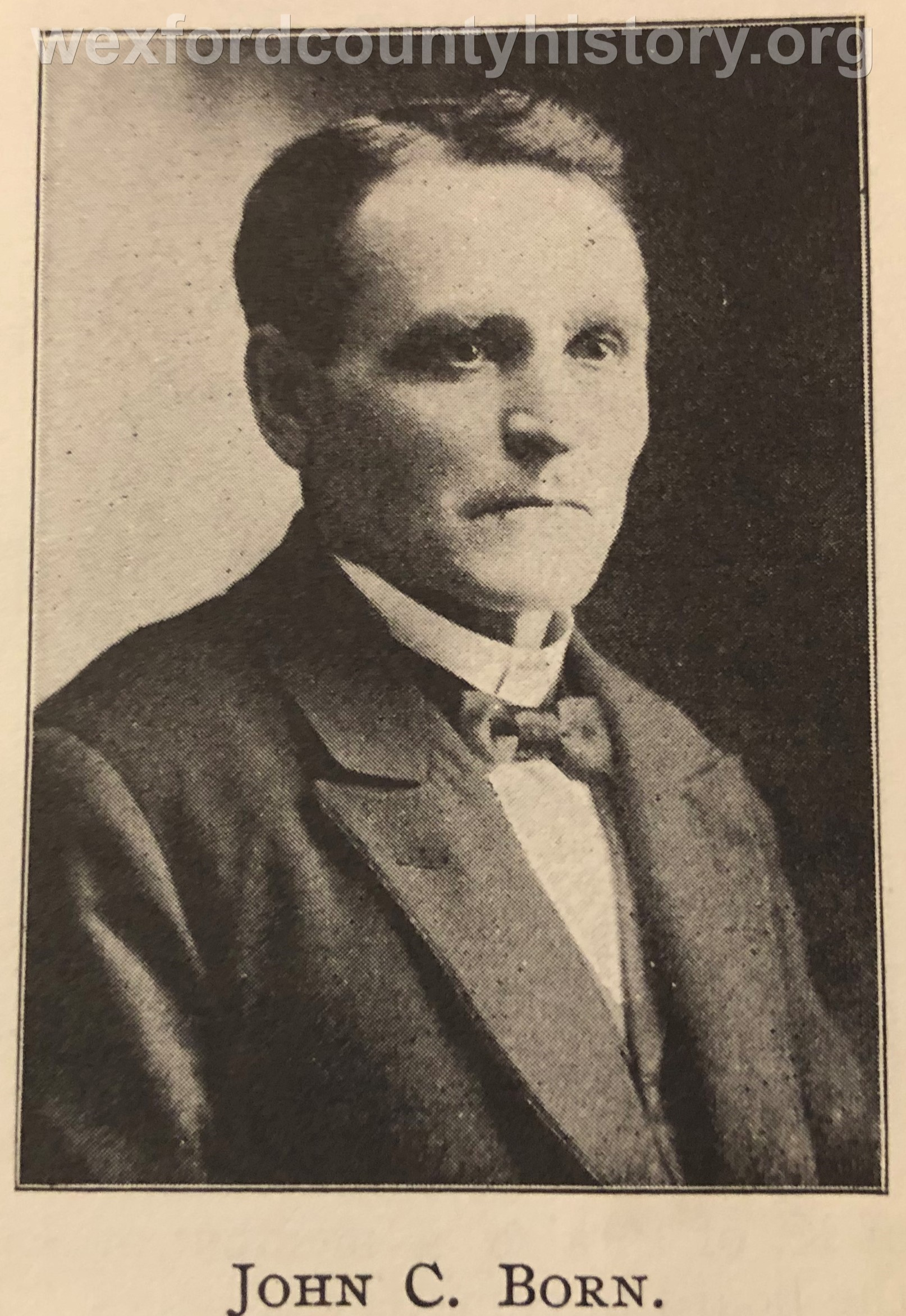 John C. Born