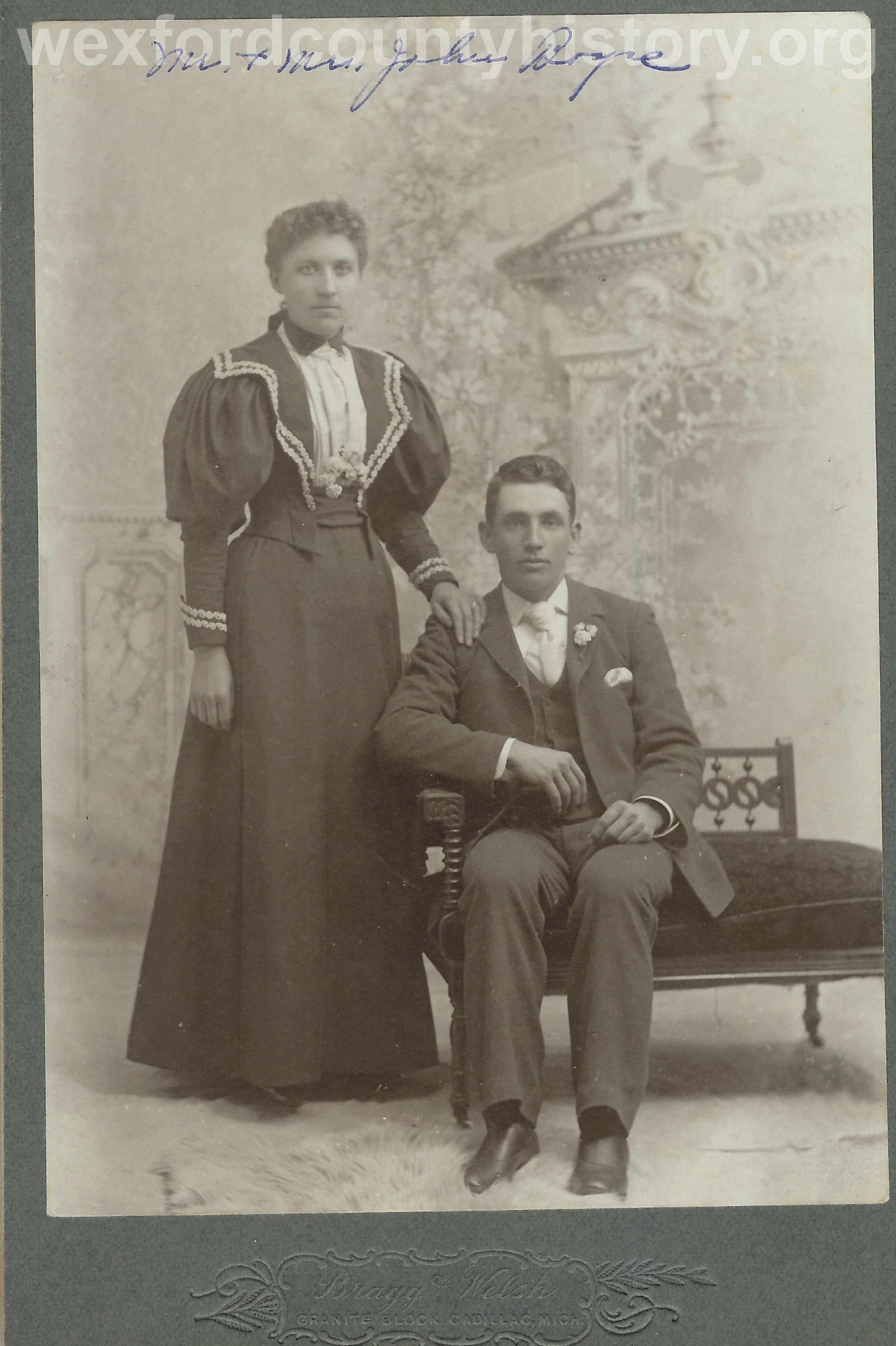 Mr. And Mrs. Boyne
