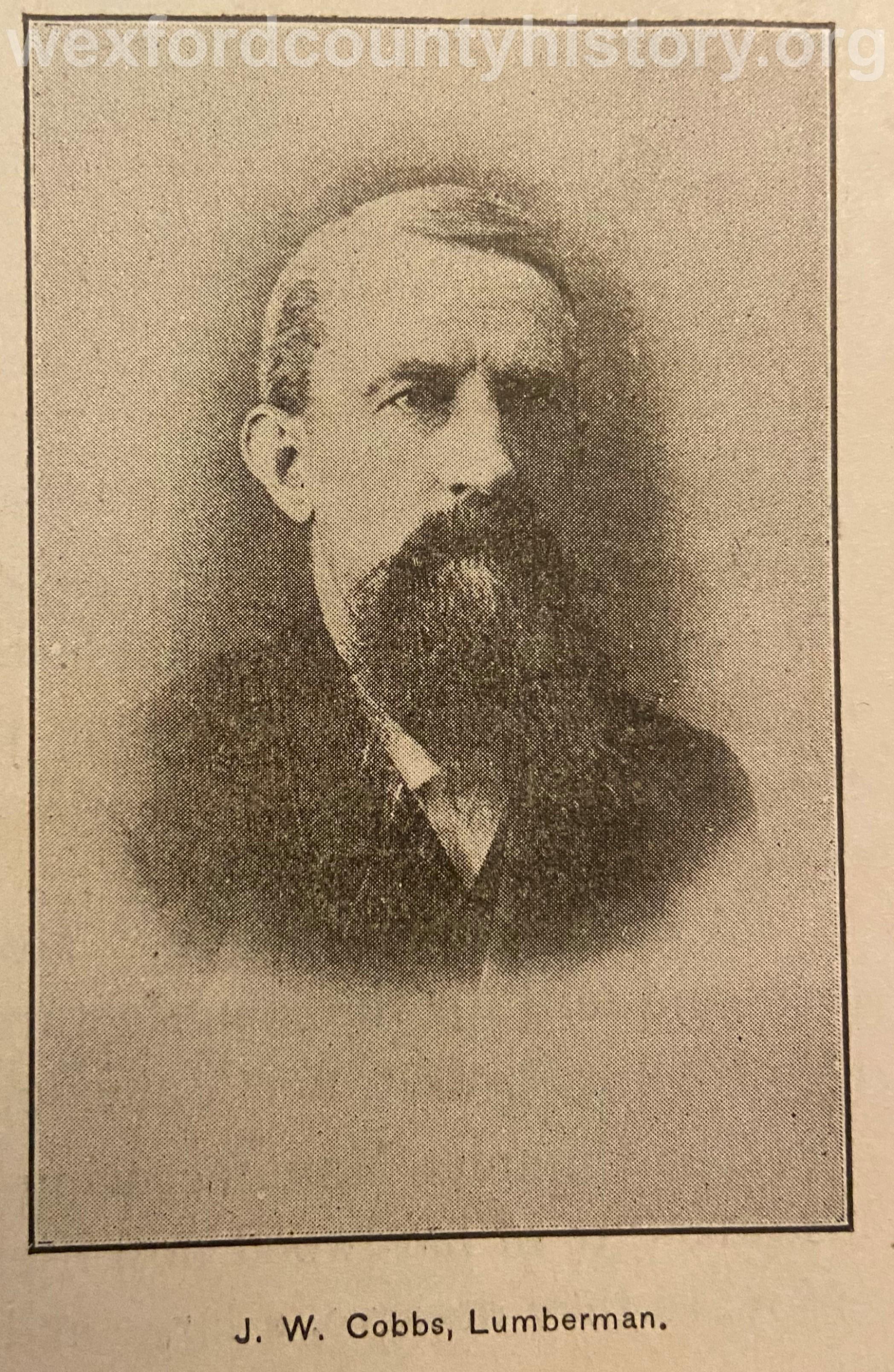 J. W. Cobbs