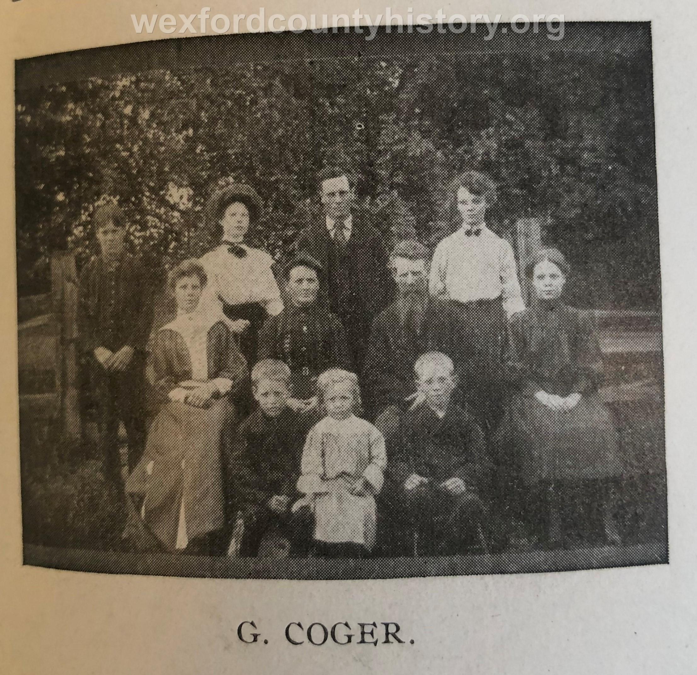 G. Coger Family