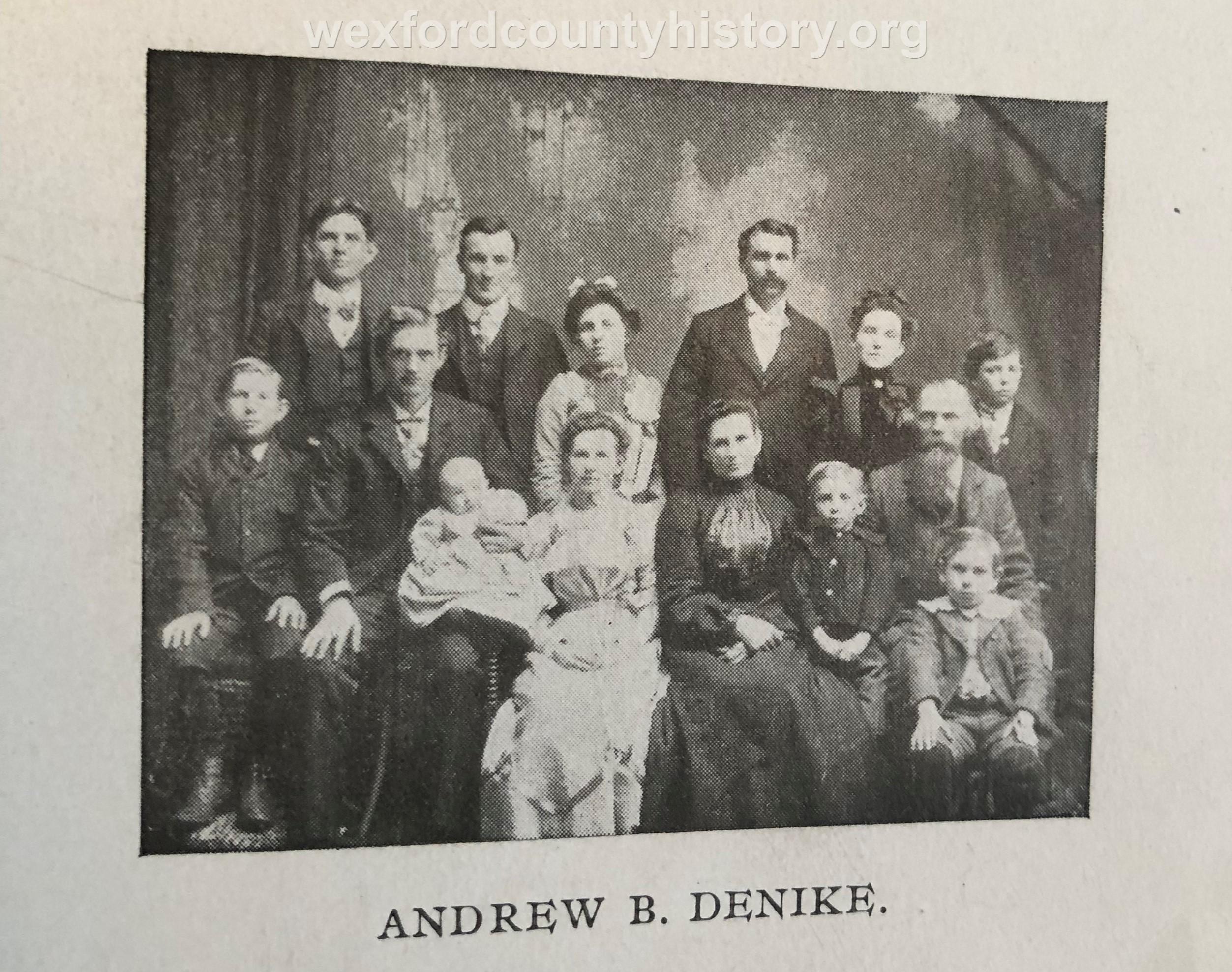Andrew Denike Family