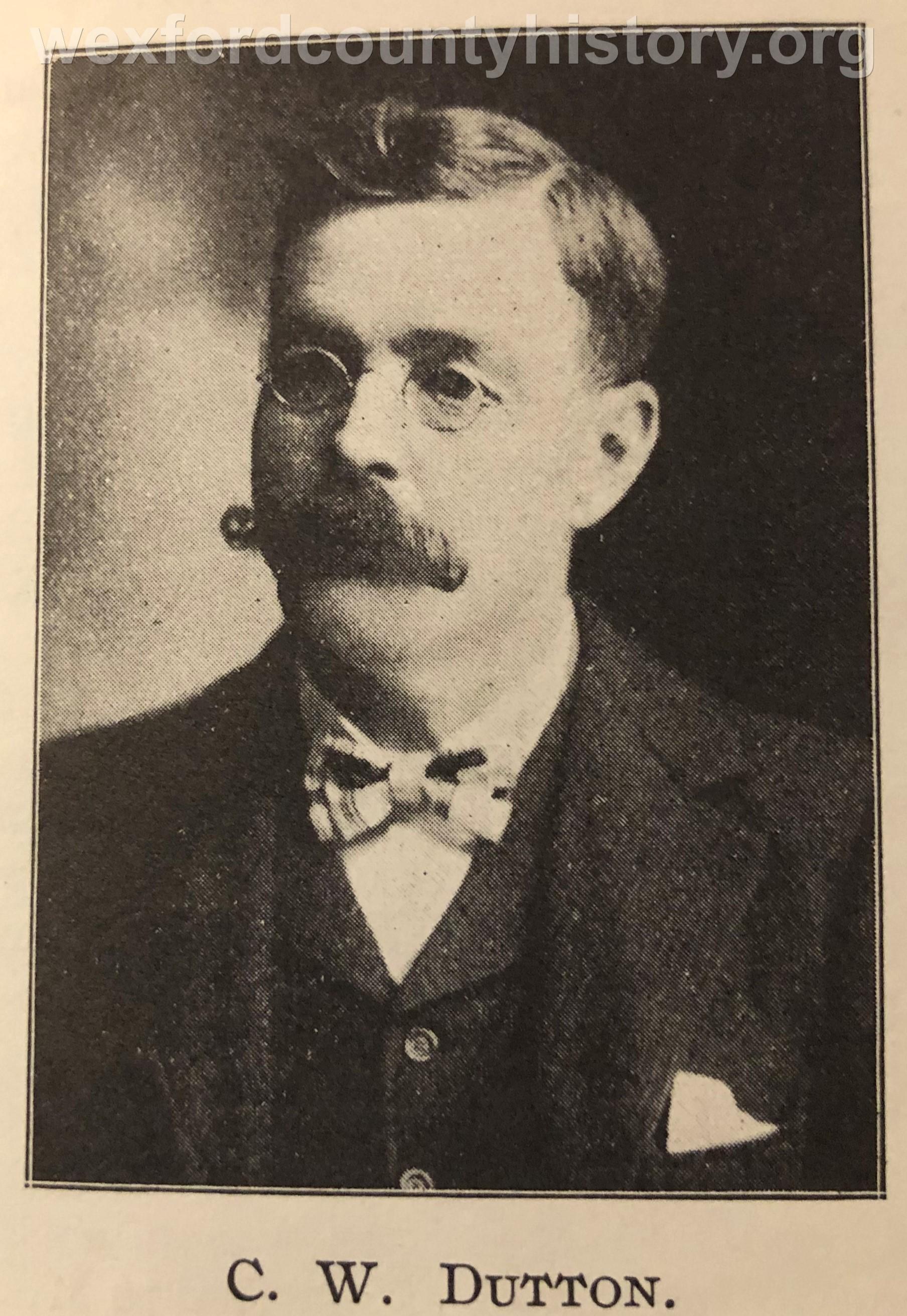 C. W. Dutton