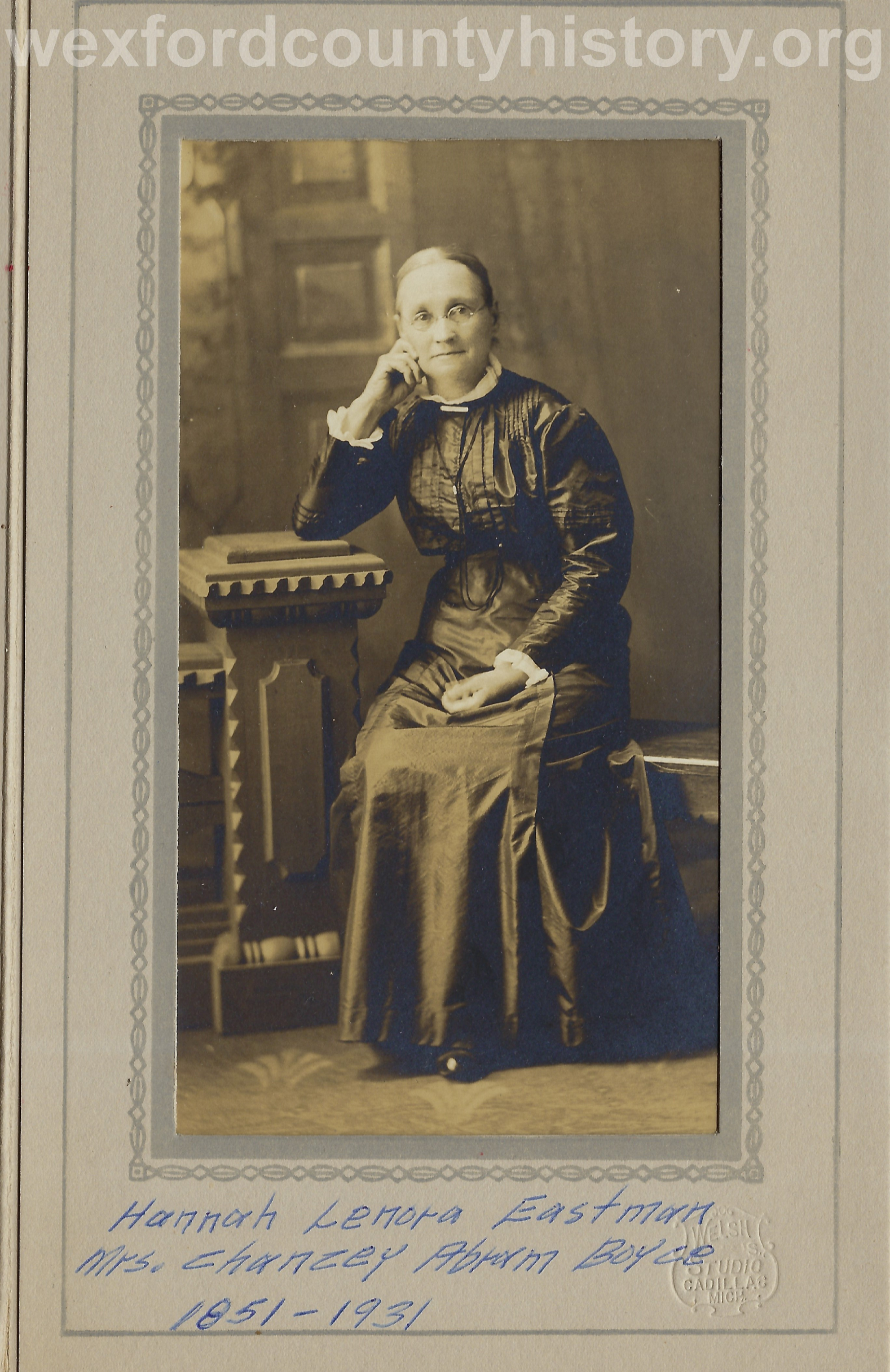 Hannah Eastman