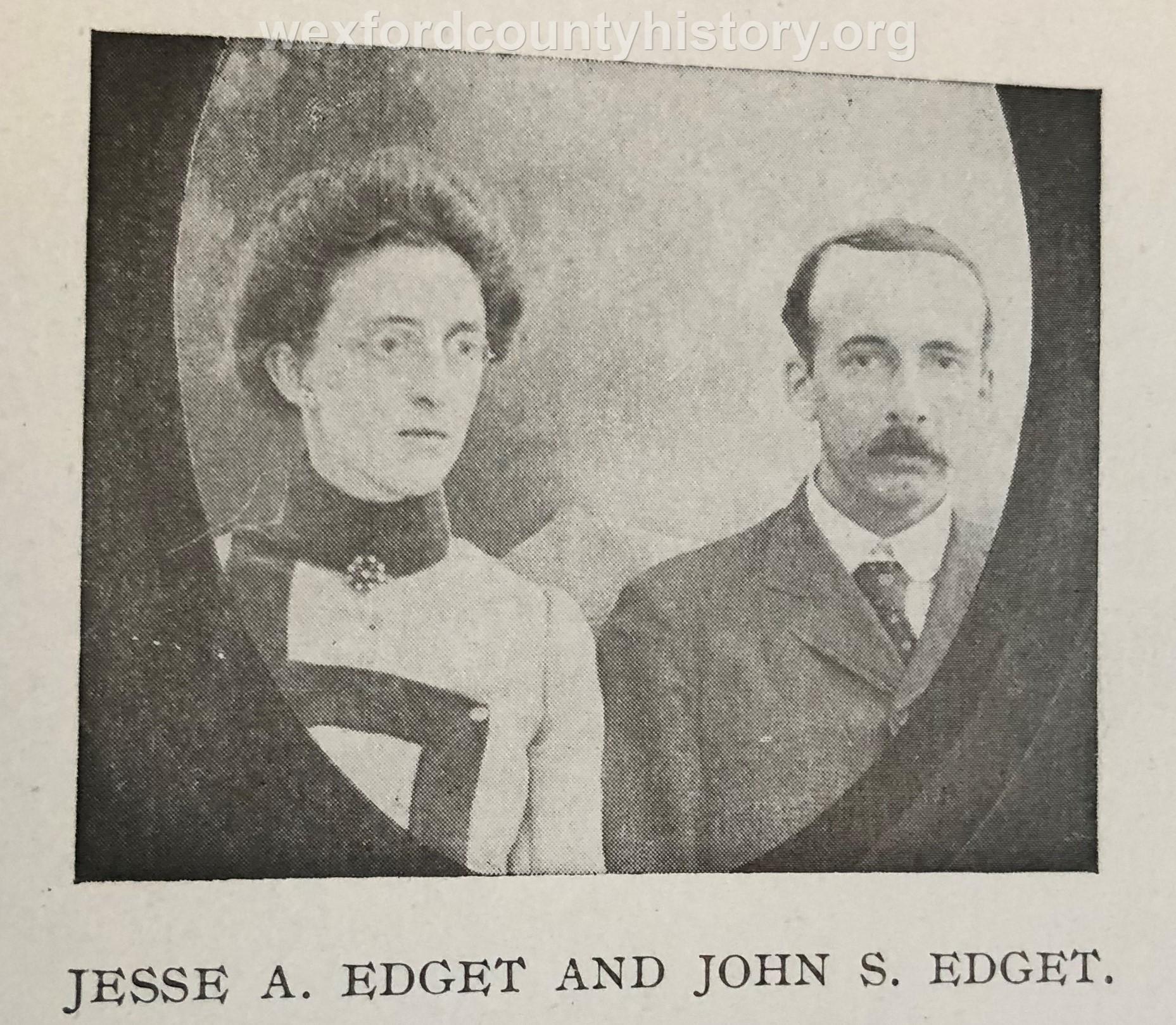 John and Jesse Edget