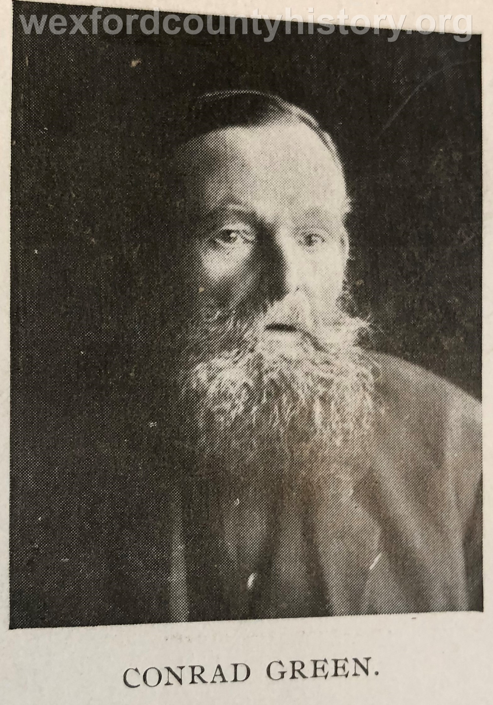 Conrad Green