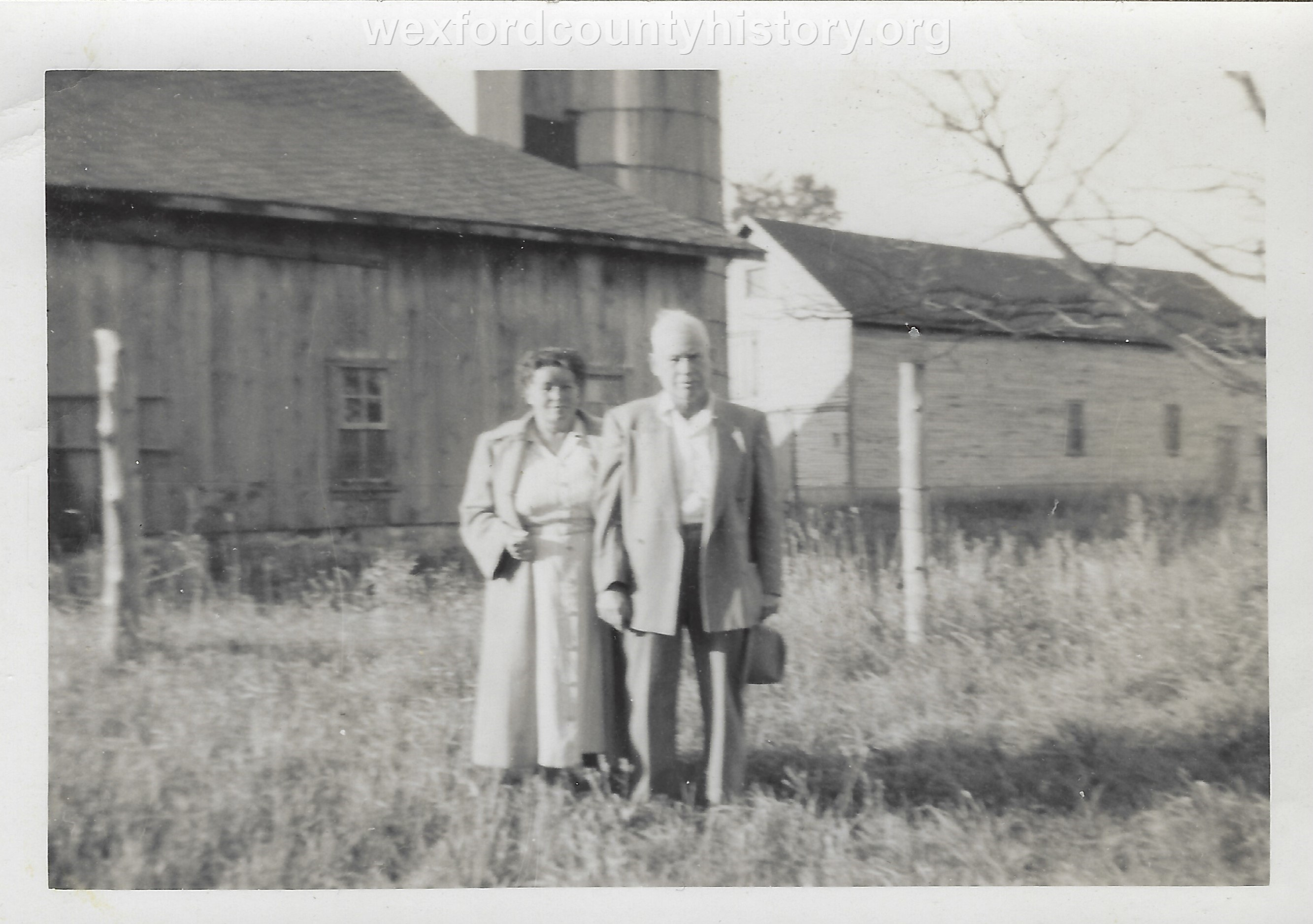 Harry And Essie Hargrave
