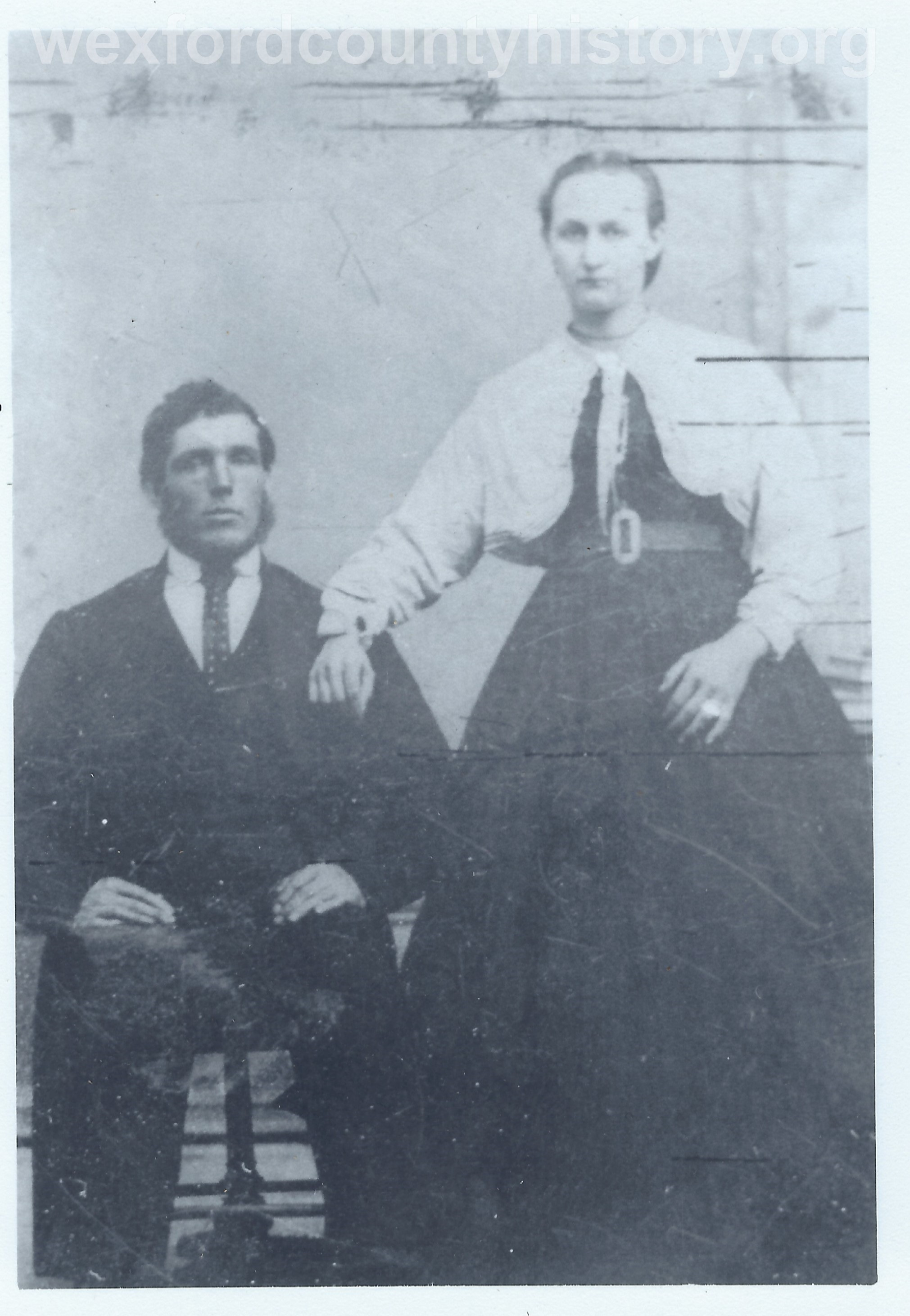 James And Margaret Hargrave