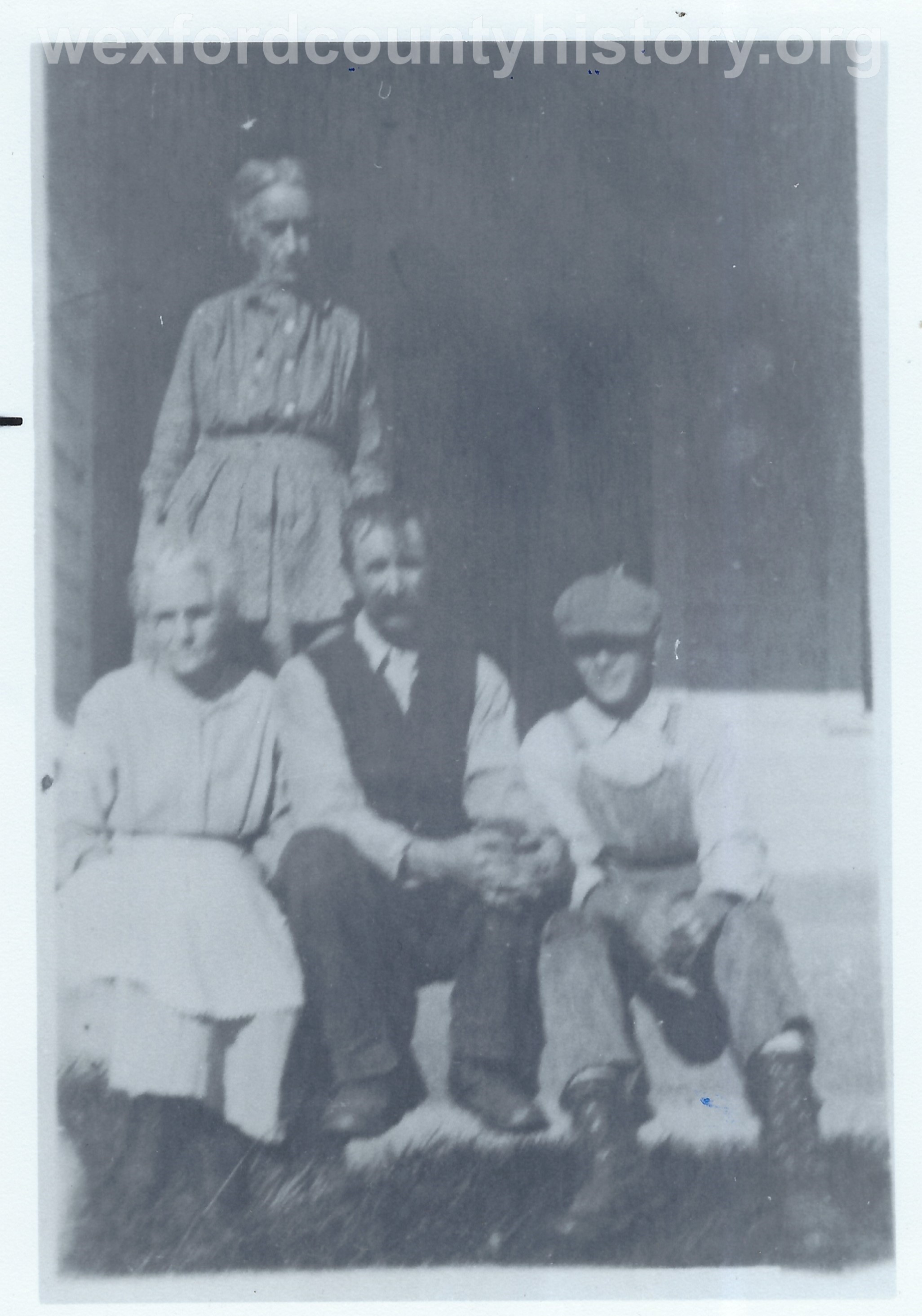 Thomas and Elsie Hargrave