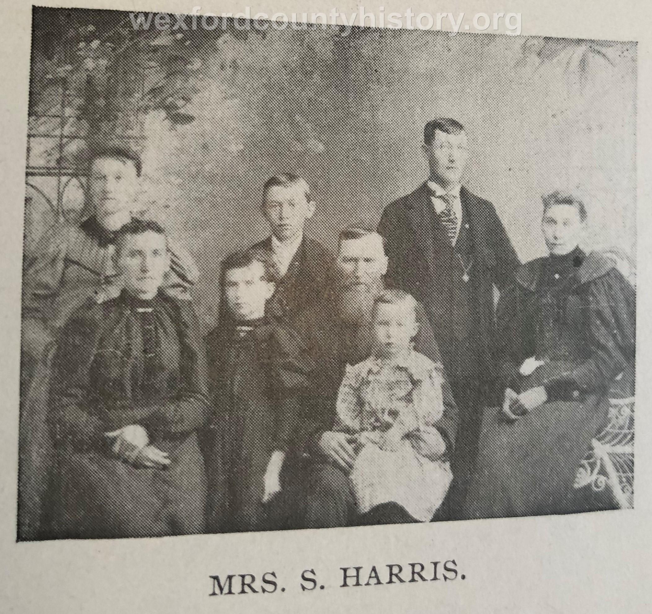 S. Harris Family