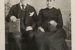 James Bentley And Wife