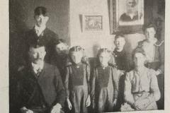 N. W. Burkett Family
